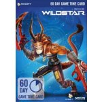 Wildstar 60 Day Time Card