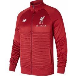 New Balance Liverpool FC mikina bunda červená pánska alternatívy ... 4e7f1d00cf