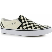 15a585d9c4525 Vans Classic Slip On black and white checker/white