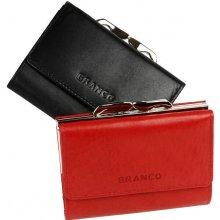 Branco Dámska kožená peňaženka 210 čierna ba63fa0f7ce