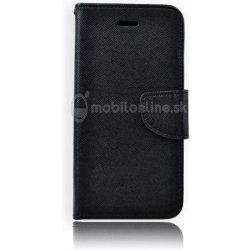 7ea36bd0c Púzdro Fancy Book Samsung Galaxy S5 Mini G800 čierne od 3,59 ...
