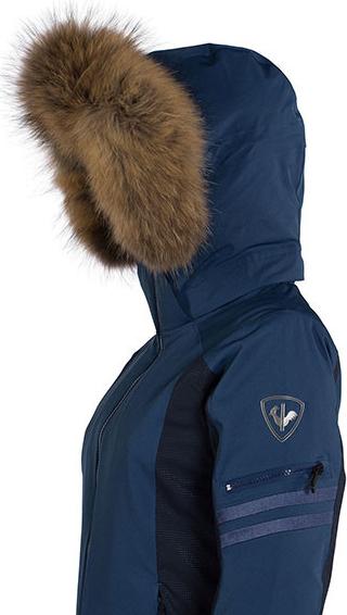 Dámska bunda a kabát Rossignol Woman ELITE JKT modrá - Zoznamtovaru.sk c0bac058f95