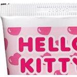 VitalCare Hello Kitty zubná pasta - gel s jahodou příchutí 75 ml