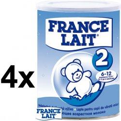 85fb44a6b FRANCE LAIT 2 4x400 g od 24,60 € - Heureka.sk