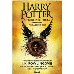 Harry Potter a prekliate dieťa - John Tifanny, Jack Thorne, Joanne K. Rowlingová