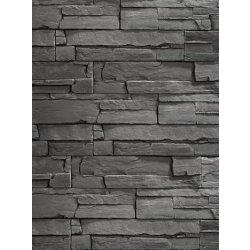KRX Obklad Segment F08 39,5x9,5cm umelý obkladový kameň šedý