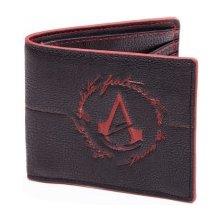 Assassins Creed Unity Peňaženka - Logo Red