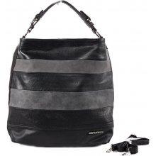 luxusní kabelka Lady černá c482e2cb280