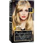 L'Oréal Recital Preference vysoko odolná farba na vlasy intenzívny lesk Blond svetlá P 8/X3
