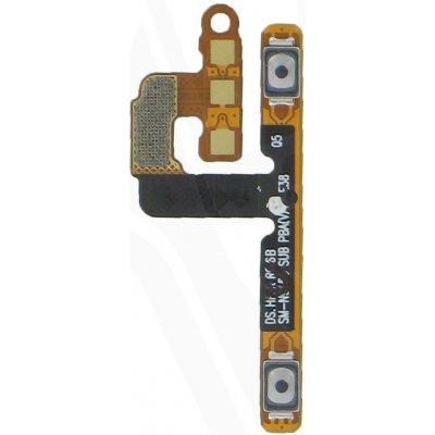 Flex kabel hlasitsoti Samsung N915, N915FY Galaxy Note Edge ON/OFF - GH96-07564A Označenie: Flex kábel