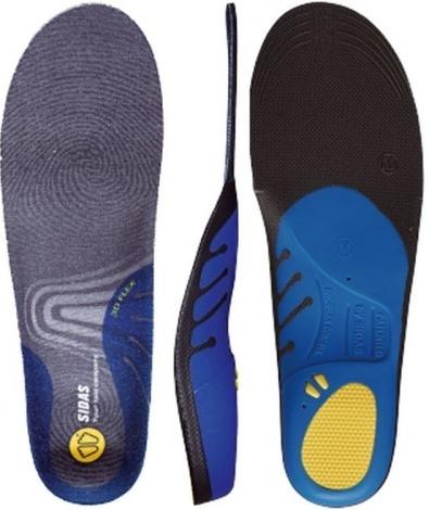 f023058f90f2 Vložky do obuvi 3D FLEXIBILITY nízka klenba Rôznofarebná Športové