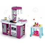 Smoby Set kuchynka Tefal Studio XL so zvukom a vozík so zmrzlinou Délices