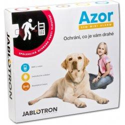 Jablotron AZK START GSM mini alarm AZOR - malá sada