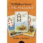 Vykládací karty Lenormand+karty