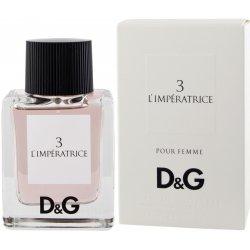 Dolce & Gabbana Anthology 3 L´Imperatrice toaletná voda 50 ml