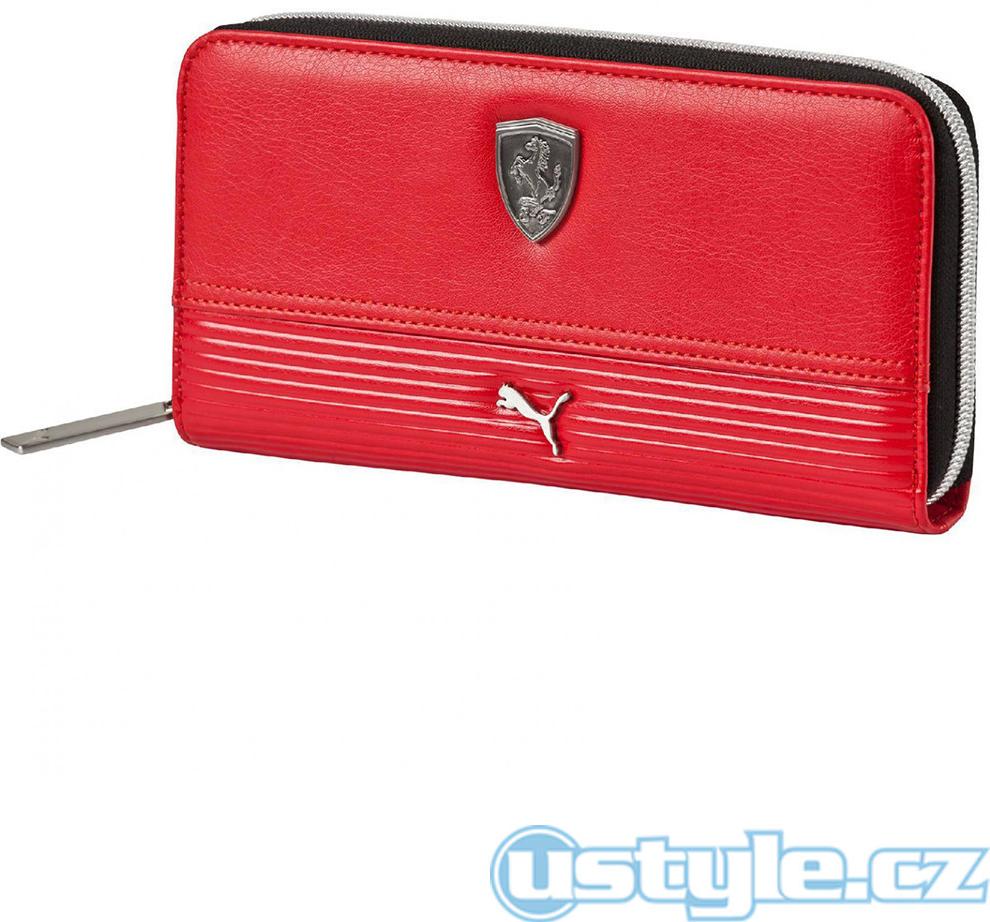 Peňaženka Puma Ferrari LS Wallet F rosso corsa - Zoznamtovaru.sk 5aa443e4b98