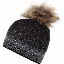 28656dfe3 Eisbär Yaelle Fur Crystal Womens Black/Grey