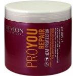 Revlon Pro You Repair maska pre poškodené, chemicky ošetrené vlasy (Reparative and Revitalizing Treatment) 500 ml