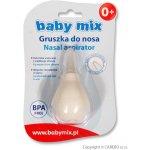 Baby Mix Odsávačka hlenů bílá-20867