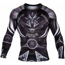 Venum Gladiator 3.0 Rashguard Black/White