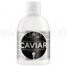 Kallos Caviar šampón obnovujúci s kaviárovým extraktom 1000 ml