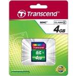 Transcend SDHC 4GB class 4 TS4GSDHC4