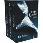 Fifty Shades Trilógia: Trilógia Pätdesiat odtieňov - E.L. James