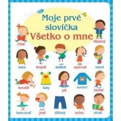 5f75bda3f Moje prvé slovíčka Všetko o mne od 5,99 € - Heureka.sk