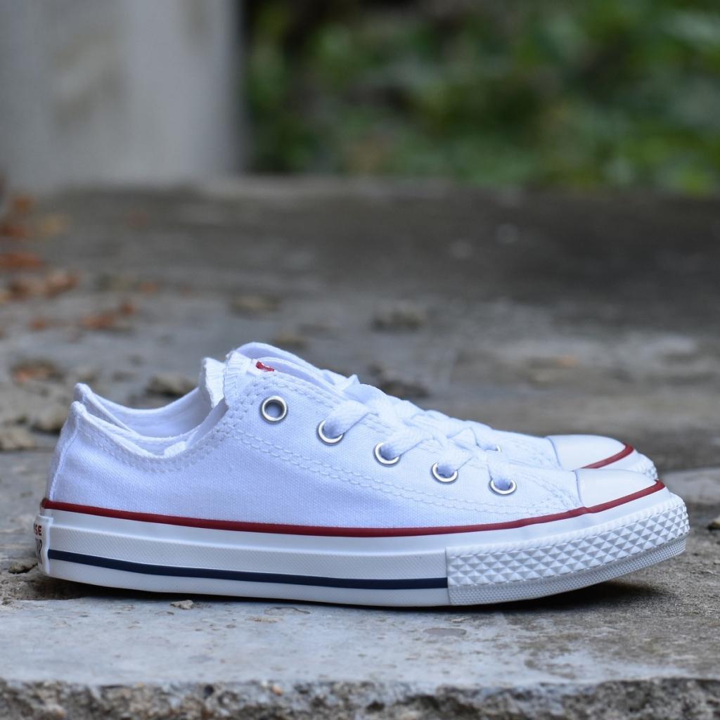 Špecifikácia Converse CHUCK TAYLOR ALL STAR CORE OX biela - Heureka.sk 182f158edd2