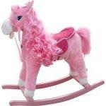Haberkorn hojdací koník Pony ružová