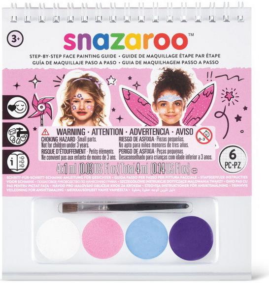 f416b6450 Farba na telo Snazaroo Farby na tvár dievčenské - Zoznamtovaru.sk