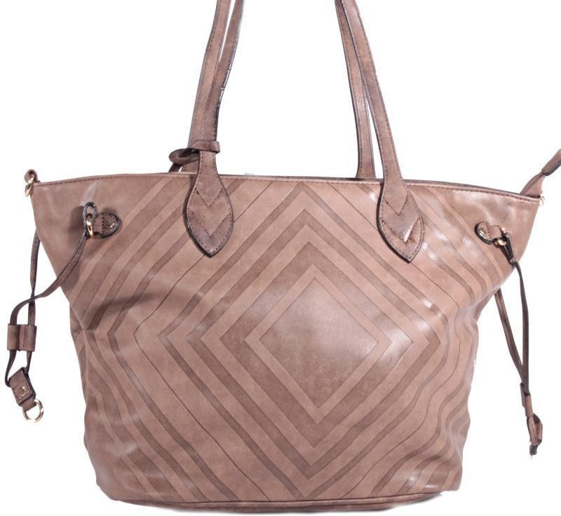 velká dámská kabelka přes rameno Lada hnědá 4D alternatívy - Heureka.sk 2b2a5c8c1e1