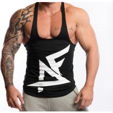 Aesthetic Fitness Tielko AESTHETIC čierna biela