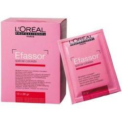 L'Oréal Efassor odstraňovač farby 12 x 28 g