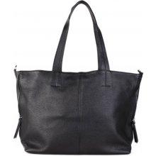 9fba04bdca talianske kožené kabelky veľké Ramira čierne
