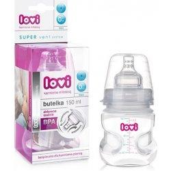 Canpol Lovi Dojčenská fľaša 150 ml + 2 ks cumle alternatívy - Heureka.sk 005702d4a23