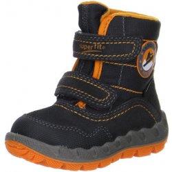 Superfit 1-00013-47 Detské zimné topánky ICEBIRD oranžová od 66 632ad7f4e44