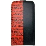 Púzdro MobilNET Knižkové Sony Xperia M graffiti