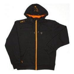 4935d1681742 Fox Mikina Heavy Lined Hoody Black Orange od 44