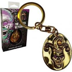Prívesok na kľúče Kovová DC Comics Suicide Squad - Joker alternatívy ... ee85a6acb42