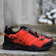 Adidas Pánske outdoorové topánky Performance TERREX SWIFT R2 GTX Čierna    Červená   Šedá ad170253fb