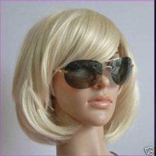 V & V fashion parochňaDámska parochňa Jessica mikádo 613 blond