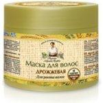 Recepty babičky Agáty Kvasinková maska na vlasy so stimuláciou rastu vlasov 300 ml