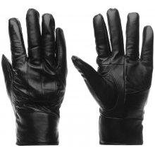 e7219691fea5 Firetrap kožené pánske rukavice čierna
