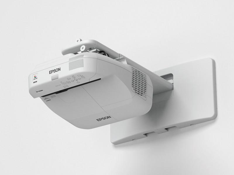 Pripojiť Epson projektor na Mac