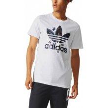 Adidas Originals RUNNING FILL T Pánske tričko AJ7113 biela