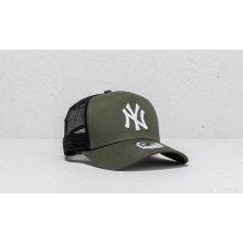 c9d965c80 New Era 9Forty MLB New York Yankees Trucker Olive/ Black