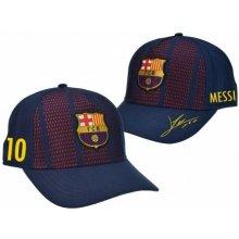 8c65a023a FC BARCELONA Messi Pánska šiltovka 9090