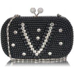 a4418f3150 Vintage perlová Clutch kabelka čierna alternatívy - Heureka.sk