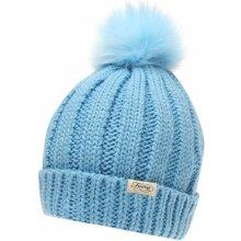 333c5285c39 Firetrap Cable Knit Hat Ladies blue